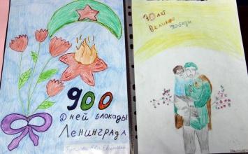 Картинки ко дню 70 летия победы детские